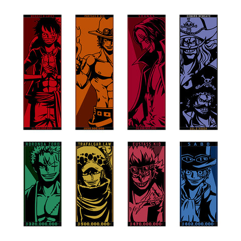 ONE PIECE Ichiban-kuji Legends Over Time [H] TOWEL FULL SET (8pcs)