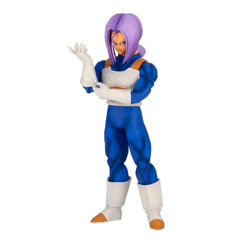 DRAGON BALL Z Figure SOLID EDGE WORKS-TRUNKS-