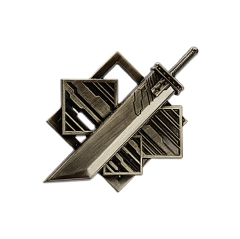 ICHIBAN KUJI Final Fantasy 7 REMAKE ''Pin Badge'' CLOUD