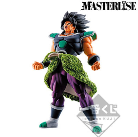 DRAGON BALL HISTORY OF RIVAL Ichiban-kuji Figure MASTERLISE BROLY FIGURE