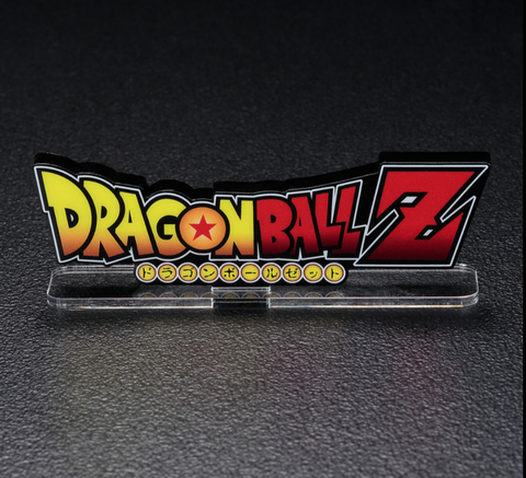 DRAGON BALL Z ACRYLIQUE LOGO DISPLAY EX