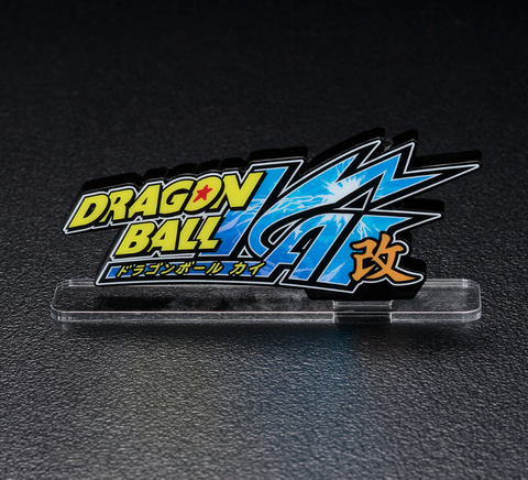 DRAGON BALL KAI ACRYLIQUE LOGO DISPLAY EX