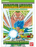 CARDDASS PREMIUM EDITION DRAGON BALL SUPER BROLY - EPISODE SET