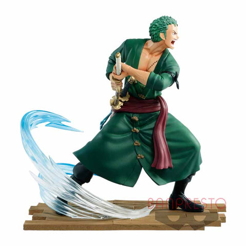 ONE PIECE Figure LOG FILE SELECTION-FIGHT-vol.1 [ZORO]
