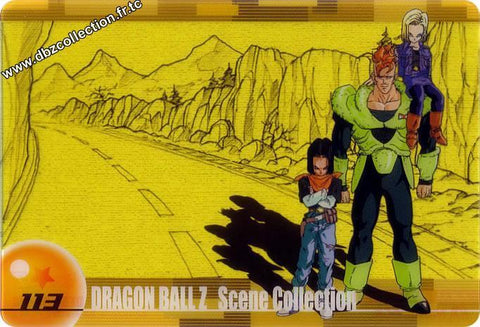 DRAGON BALL MORINAGA 113