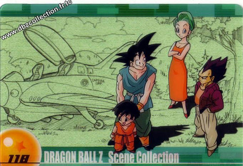 DRAGON BALL MORINAGA 118