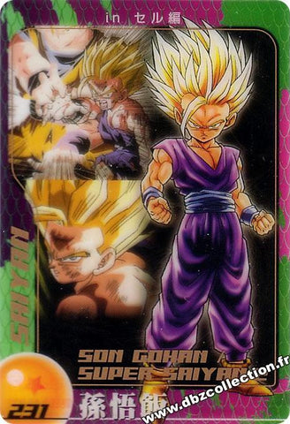 DRAGON BALL MORINAGA 231