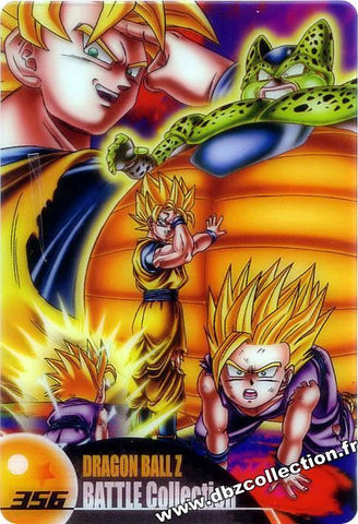 DRAGON BALL MORINAGA 356