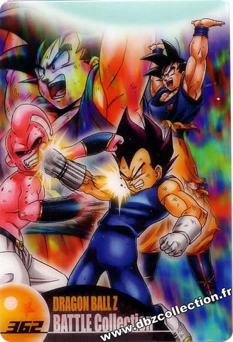 DRAGON BALL MORINAGA 362