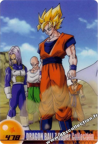 DRAGON BALL MORINAGA 478