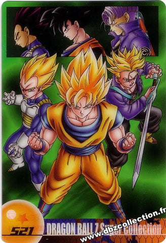 DRAGON BALL MORINAGA 521