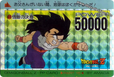 DRAGON BALL PP CARD 00633