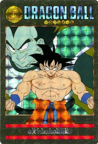 DRAGON BALL VISUAL ADVENTURE 047