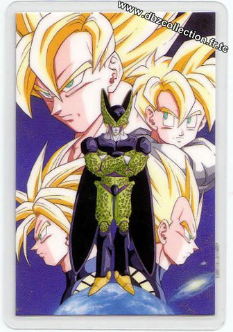 DRAGON BALL RAMI CARD -B 0393G