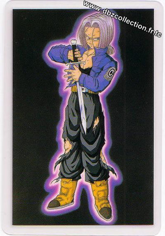 DRAGON BALL RAMI CARD E 1192