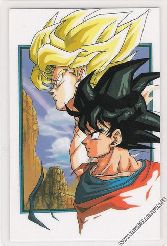 DRAGON BALL RAMI CARD 0392G-C
