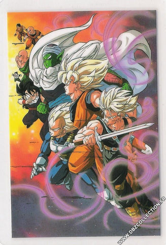DRAGON BALL RAMI CARD D 1192
