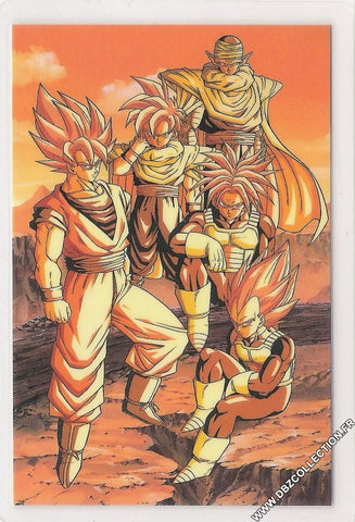 DRAGON BALL RAMI CARD -A 0393G