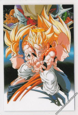 DRAGON BALL RAMI CARD 0395G-A