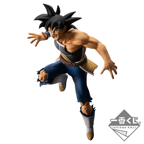 "DRAGON BALL SUPER FIGURE ""Ichiban-kuji DRAGON BALL -SAIYAN CHO KESSEN- [LAST ONE]"