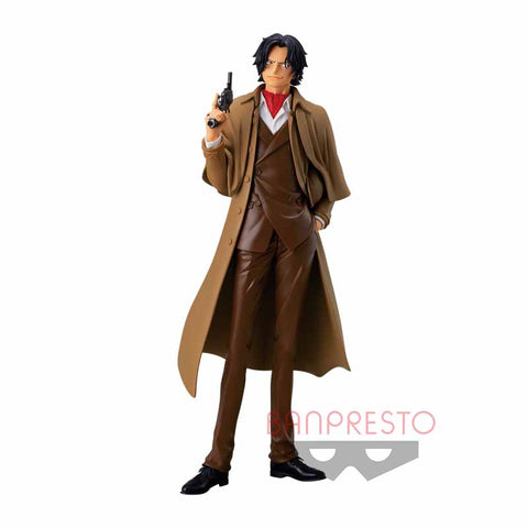 ONE PIECE FIGURE TREASURE CRUISE WORLD JOURNEY vol.5 -PORTGAS.D.ACE-