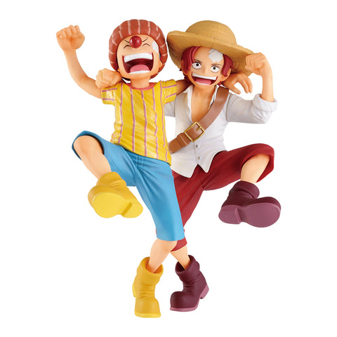 ONE PIECE Figure Ichiban-kuji Legends Over Time [E] SHANKS & BUGGY