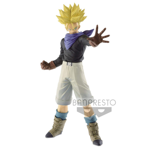 DRAGON BALL SUPER Figure ULTIMATE SOLDIER -THE TRUNKS- [B]