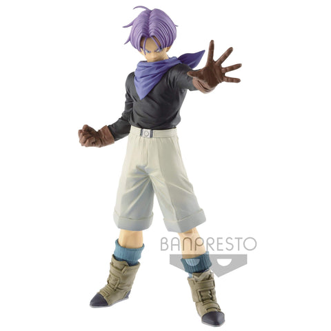 DRAGON BALL SUPER Figure ULTIMATE SOLDIER -THE TRUNKS- [A]