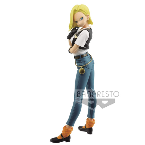 DRAGON BALL Figure GLITTER & GLAMOURS -ANDROID 18-III [A]