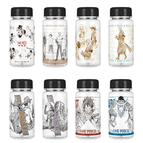 ONE PIECE Ichiban-kuji Legends Over Time [G] CLEAR BOTTLE DRAFT STYLE (8pcs)