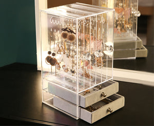 Acrylic Jewelry  Display Box