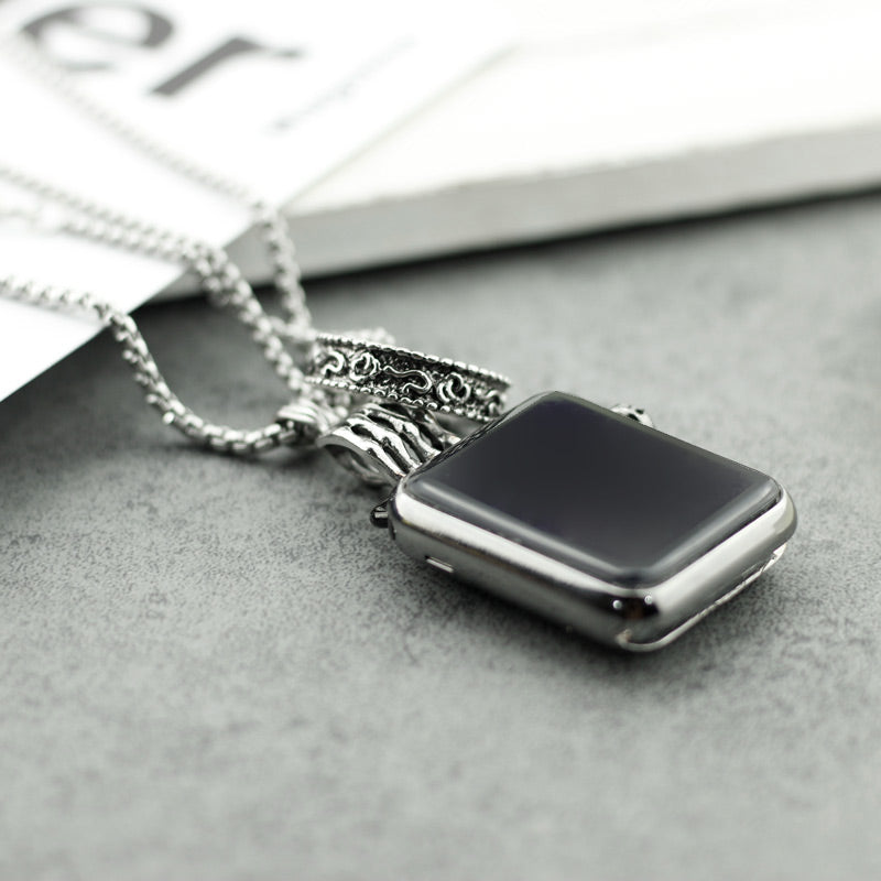 Skeleton Claw Pendant Necklace for Apple watch