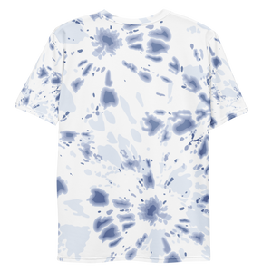 GAY AF - Fetish Threads Tie-Dye T-Shirt