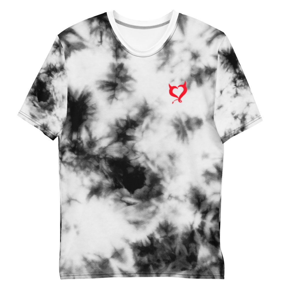 Both Ways - Fetish Threads Tie-Dye T-Shirt