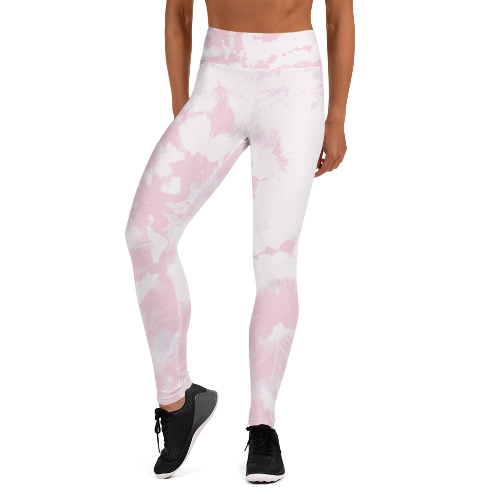 Fetish Threads Tie-Dye Yoga Leggings