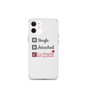 In A Relationship With My Vibrator - Fetish Threads iPhone Case