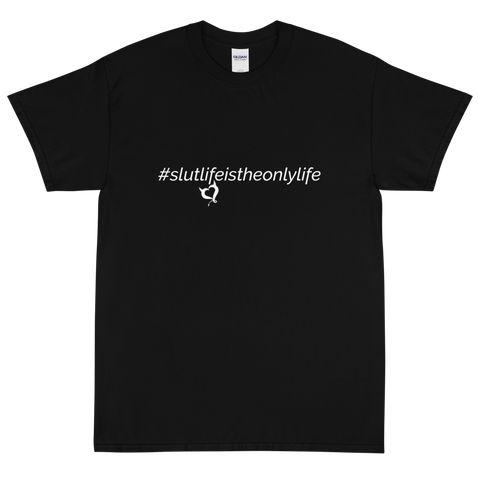 #slutlife Plus Size - Fetish Threads Exclusive T-Shirt