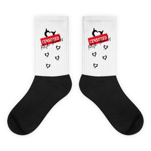 Fetish Threads Logo Socks