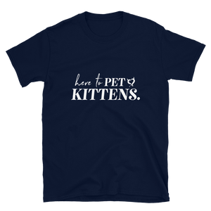 Here to Pet Kittens - Fetish Threads