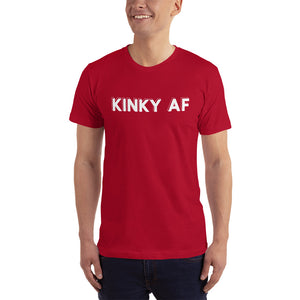 KINKY AF - Fetish Threads Exclusive T-Shirt