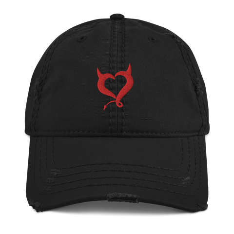Fetish Threads Logo Distressed Hat