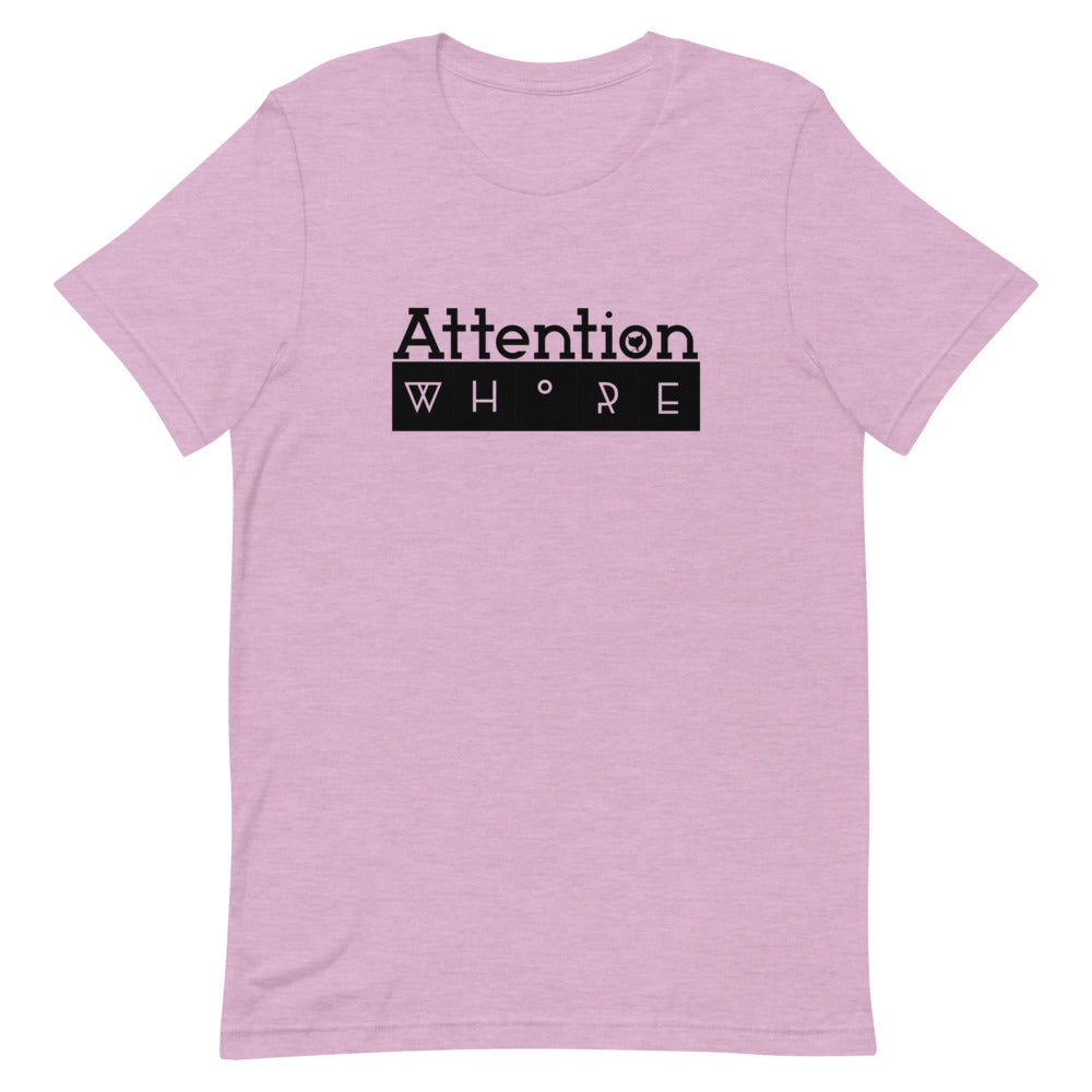 Attention Whore - Fetish Threads Exclusive T-Shirt