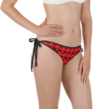 Fetish Threads Logo Bikini Bottom (red)