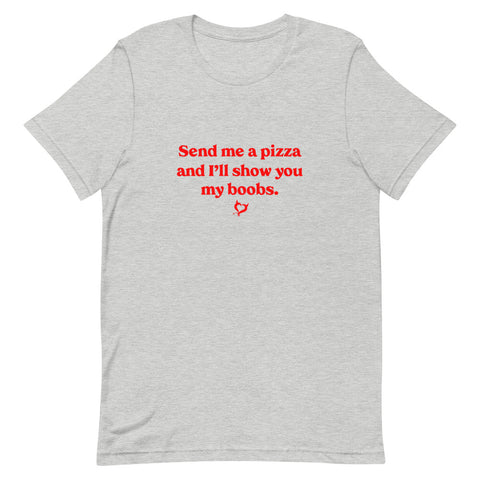 Send Me A Pizza