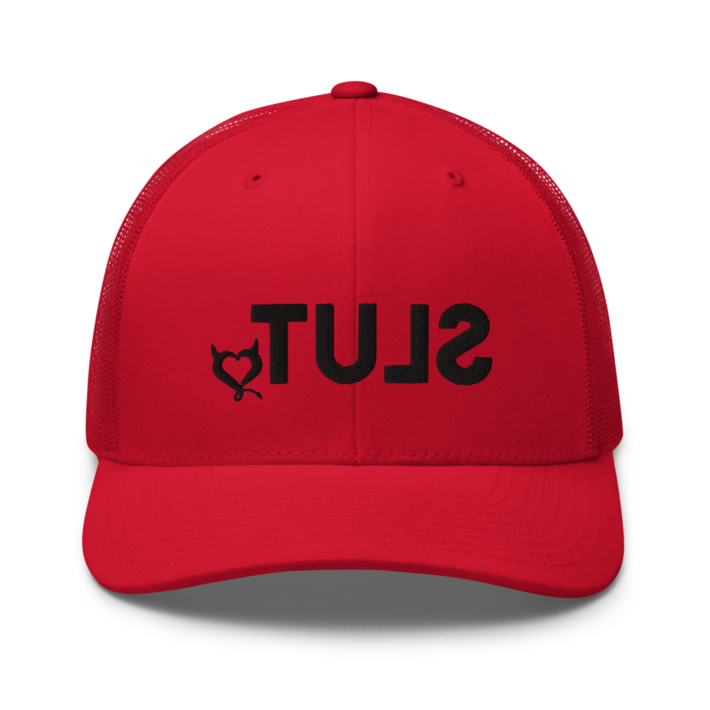 SLUT Selfie - Fetish Threads Trucker Cap