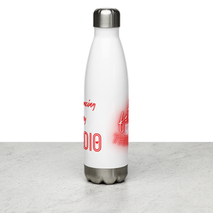 Pole Dancing Is My Cardio - Stainless Steel Water Bottle