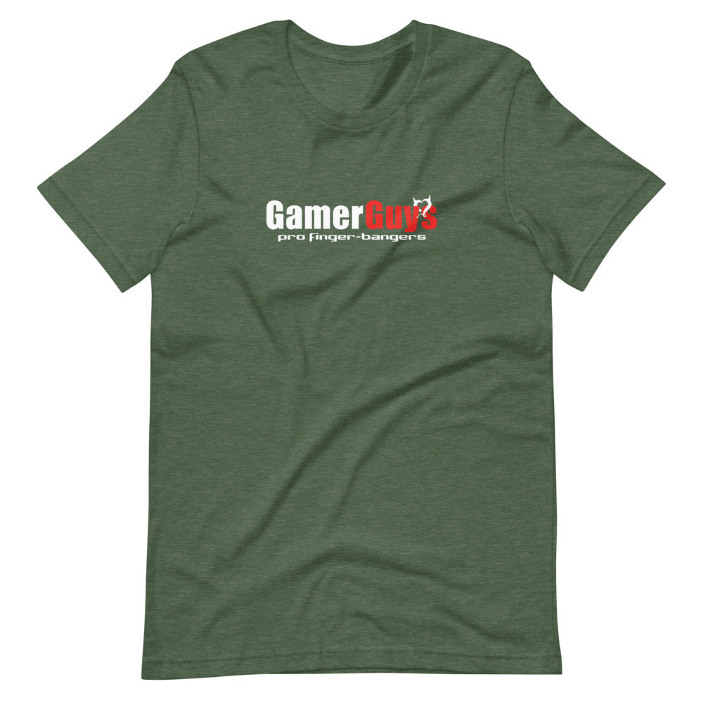 Gamer Guys Give The Best Fingers - Fetish Threads T-Shirt