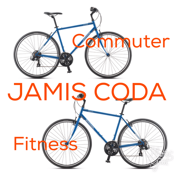Jamis Coda: Two Bikes in One