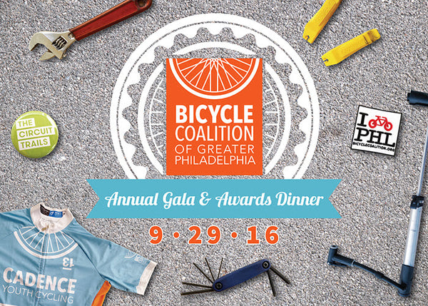 Bicycle Coalition event