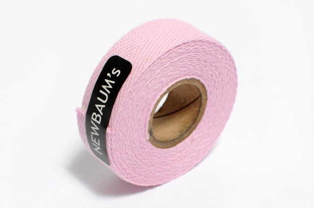 single roll of light pink tape